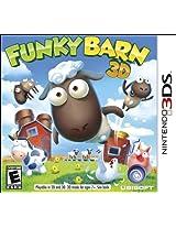 Funky Barn (Nintendo 3DS) (NTSC)