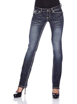 Antique Rivet Jeans Claudia (rivington)