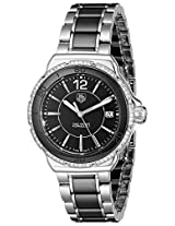 TAG Heuer Women's WAH1212.BA0859 Formula One Black Dial Watch