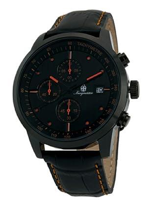Burgmeister Herren-Armbanduhr XL Chronograph Quarz Leder BM607-620C