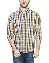 Allen Solly Men Ultra Slim Fit Shirt_ALSF314C04118_39_Multi
