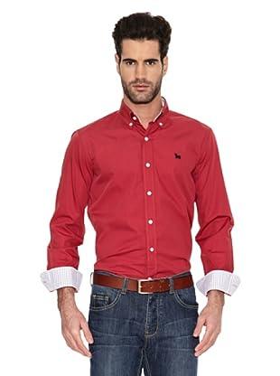 Toro Camisa Lisa Classic Logo (Rojo)