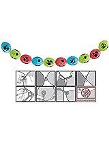 Quicklink Starwars Banner Balloons - Set of 2