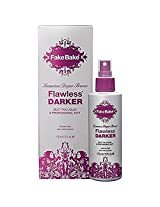 Fake Bake Flawless Darker Tanning Liquid 6 Oz