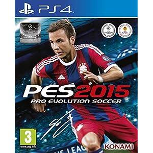 PES 2015: Pro Evolution Soccer (PS4)