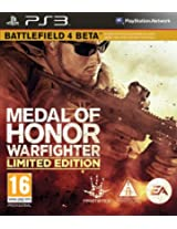 Medal of Honor: Warfighter - Limited Edition (PS3)