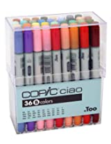 ToyKraft Copic 36 Ciao Markers Set B