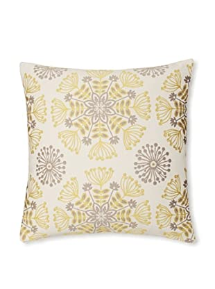 The Pillow Collection Jamesie Floral Decorative Pillow (Multi)