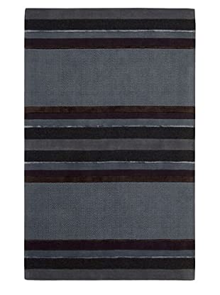 Calvin Klein Home Sahara Rug (Midnight Stripe)