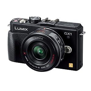 Panasonic デジタル一眼カメラ LUMIX GX1