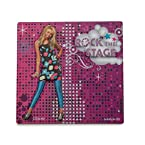 Disney Magnetic Sticker Rock The Stage