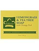 Lemongrass and Tea Tree Oil Soap Bar 5 Ounces