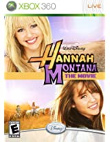 Walt Disney Pictures Presents Hannah Montana The Movie - Xbox 360