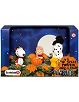 Schleich Great Pumpkin Charlie Brown Scenery Pack