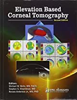 Elevation Based Corneal Tomography: 1