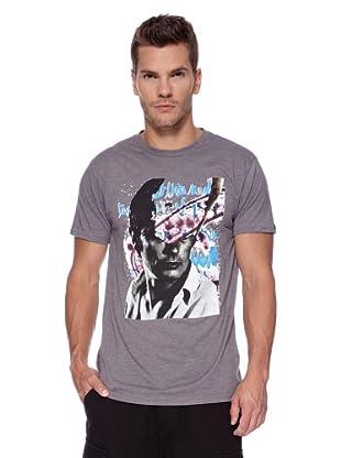 ANALOG Camiseta Blowin It (Gris)