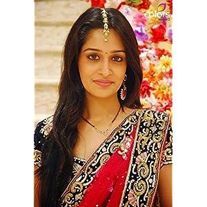 Deepika samson Tv serial designer red saree