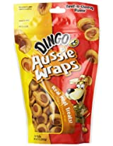 Dingo Brand Aussie Wraps Beef amp Cheese - 8.5 Oz