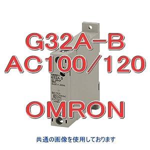 【クリックでお店のこの商品のページへ】オムロン(OMRON) G32A-B AC100/120 (AC入力ユニット) NN
