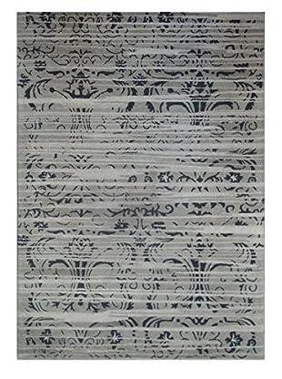 Vintage Inspired Tufted Rug, Beige, 5' x 8'