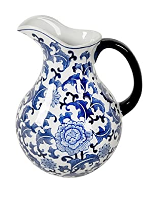 A&B Home Hand-Painted Pitcher