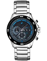 Fastrack Chrono Upgrade Analog Black Dial Men's Watch - ND3072SM03
