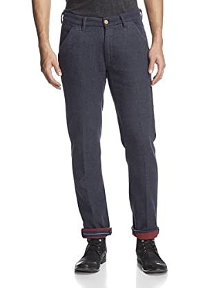 Levi's Made & Crafted Men's Spoke Slim Fit Chino (Indigo Blanket)