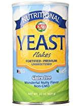 Kal Nutritional Yeast Flakes -- 22 oz