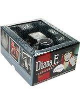 Lomo Diana F+ CHROME Medium Format Camera w/ Flash Model 574