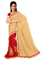 Vardhaman Goodwill Saree (Multi-Coloured)