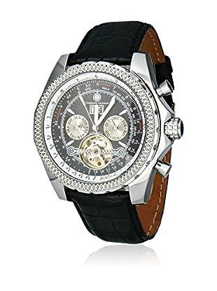 Constantin Durmont Reloj automático Unisex CD-PROG-AT-LT-STST-BK  42 mm