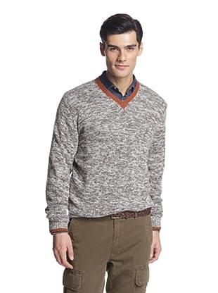 Scott James Men's Fester Sweater (Brown)