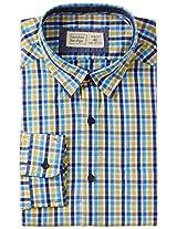 London Bridge Men's Slim Fit Shirt