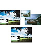 Cokin ND Graduated Filter Kit A Series with Filter Holder & Graduated ND Filters #121L 121M 121S)