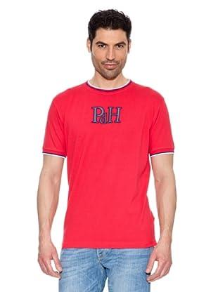 Pedro del Hierro Camiseta Piqué (Rojo)