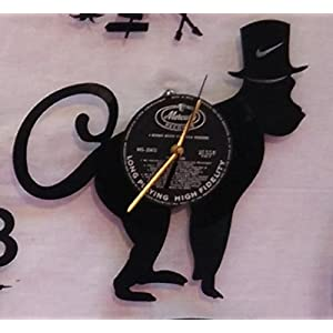 Samaya Monkey Designed Wall Clock