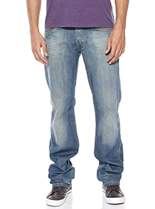 Pepe Jeans London Vaquero Demobbed (Azul)