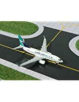 1:400 Gemini Jets Boeing 737 700 West Jet Reg #C Fkws (Pre Painted/Pre Built)