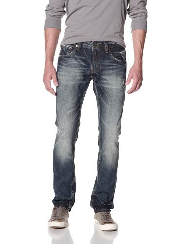 Cult of Individuality Men's Rocker Slim Jeans (Simple)