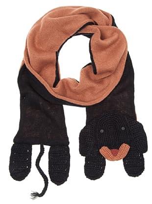 Springfield Bufanda Animal (negro)