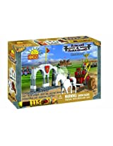 COBI Romans and Barbarians Chariot, 115 Piece Set by COBI