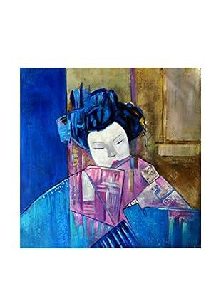 LegendArte  Wandbild Geisha