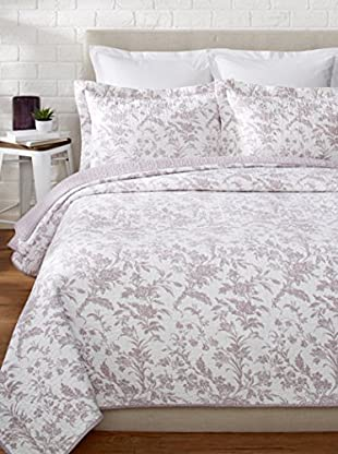 Laura Ashley Amberley Quilt/Sham Set