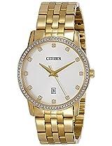 Citizen Analog White Dial Men's Watch - BI5032-56A