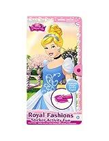 Disney Princess Cinderella Royal Fashions Sticker Activity Set