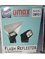 OMAX FLASH REFLECTOR Model No . OMFR -1