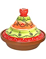 Reston Lloyd 91904 2-Quart Terra Cotta Tagine, Large