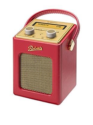 Roberts Radio  Radio Portátil Revival MINI Rojo