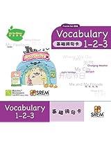 My Fun Chinese: Vocabulary 1-2-3 of Purple Pack