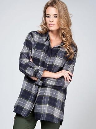 BDBA Camisa (caqui / marino)